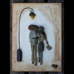 29 отметок «Нравится», 1 комментариев — A kő lelke - The soul of stone (@akolelkethesoulof) в Instagram: «Ezt a képet, egy esküvői ajándéknak kérték tőlem. Remélem tetszeni fog az ifjú párnak! A kép…»