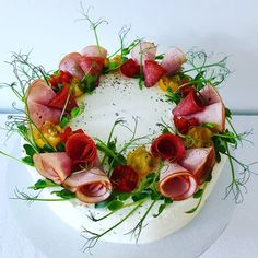 Sandwich Cake, Sandwiches, Savoury Cake, Charcuterie Board, High Tea, Afternoon Tea, Food Styling, Love Food, Catering