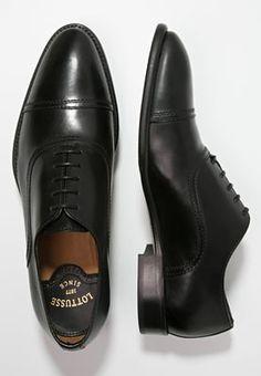 Nette schoenen Lottusse Veterschoenen - black Zwart: € 144,95 Bij Zalando (op…