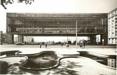 Lina Bo Bardi, São Paulo Museum of Art, 1968