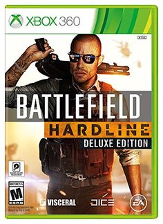 Battlefield Hardline Deluxe Edition  Xbox 360 ** You can find more details by visiting the image link. Note:It is Affiliate Link to Amazon.