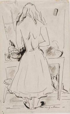 Frances Lymburner - In The Kitchen