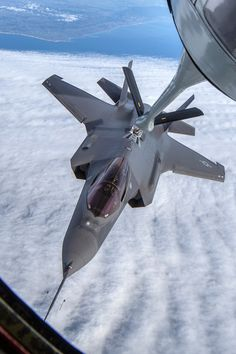 F-35A fueling test