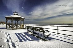 Coney Island Winter by Kevin Ainslie on 500px