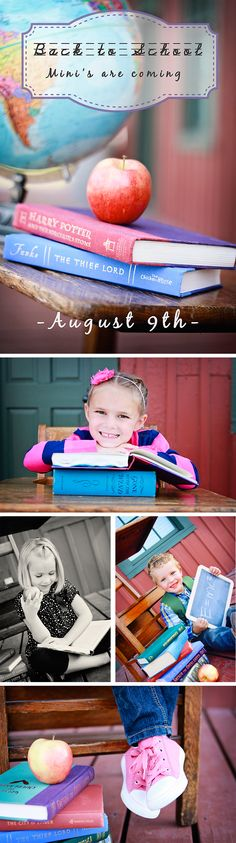 Chelsea Peterson Photography: Back 2 School Minis {utah children photographer} #backtoschool #photography #giveaway