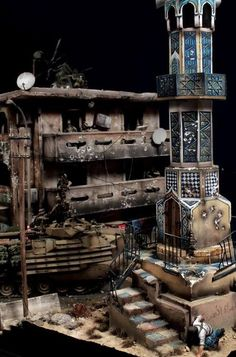 Michigan Toy Soldier Company : Auriga Publishing srl - Static Model Manual 12: Dioramas Inspiration