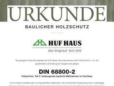 HUF HAUS präsentiert erstes Holzschutzkonzept der Fertigbaubranche