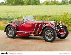 1929 Mercedes Benz 38/250 SSK