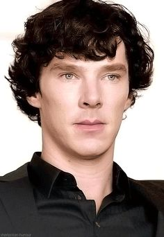 gif Sherlock is continually unimpressed by anything you have to offer.