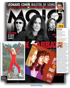 The February 2017 issue of Mojo magazine in the UK includes details of a compilation album featuring early Agnetha and Frida tracks - visit my blog for more details #Abba #Agnetha #Frida http://abbafansblog.blogspot.co.uk/2017/03/compilation-album_14.html
