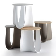 Competition: win a Sag stool designed by Nendo