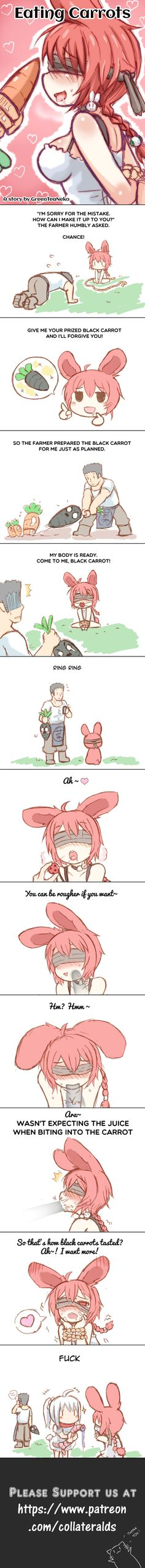 MonGirl Nora Chapter 3 by GreenTeaNeko