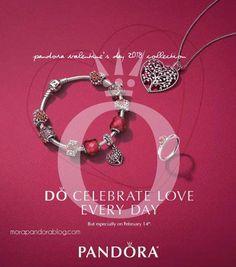 f684b438a79d It s less than a week to go until the launch of the Pandora Valentine s Day  2018