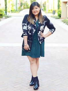 Curvy Girl Chic's Allison Teng on Tackling Shirtdresses http://stylenews.peoplestylewatch.com/2014/11/10/curvy-girl-chic-plus-size-shirt-dress-shopping-advice/