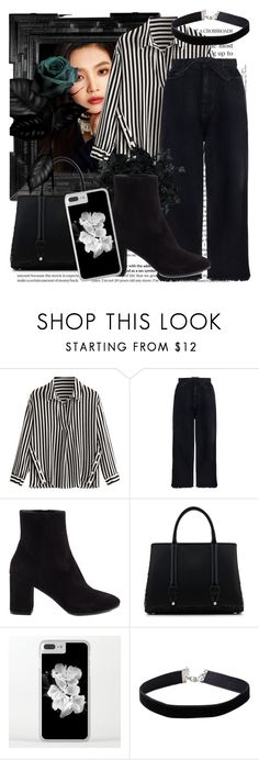"""Everyday Outfit"" by daeix001 ❤ liked on Polyvore featuring Linda Horn, Zimmermann, Balenciaga, La Perla and Miss Selfridge"