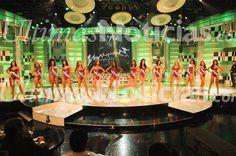 Concurso Miss Venezuela Año 2010. Foto: Archivo Fotográfico/Grupo Últimas Noticias