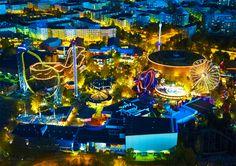 Linnanmäki #Helsinki #Finland #amusementpark