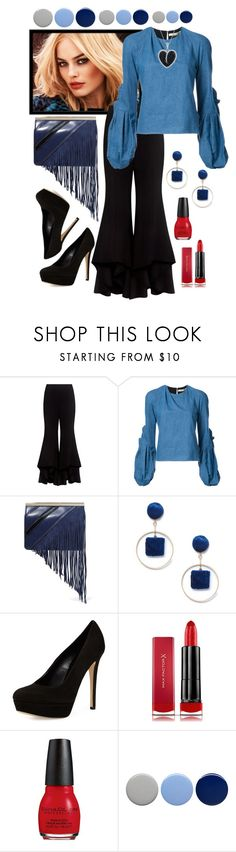 """""""Extraordinary Sleeves"""" by giovanina-001 ❤ liked on Polyvore featuring Alexis, Hellessy, Diane Von Furstenberg, Sole Society, Charles David, Max Factor, Burberry, Jools by Jenny Brown and PearlsandLace"""