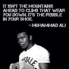 #greatwords #climbhard #removethepebbles