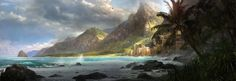 Have a look at this gorgeous selection of artworks by James Paick, owner of Scribble Pad Studios, featuring artworks from The Last Of Us, Uncharted 2, Infa