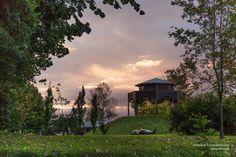 Piękne jesienne kolory w Dworze w Tomaszowicach. #dwortomaszowice -------- Beautiful Autumn colours in Tomaszowice Manor