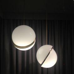 Neue 'Crescent Lights' von Lee Broom