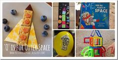 O is for Outer Space! Book, activities and snack ideas! O is for Outer Space! Book, activities and snack ideas! Preschool Snacks, Fun Snacks For Kids, Preschool Themes, Toddler Preschool, Activities For Kids, Crafts For Kids, Preschool Alphabet, Alphabet Book, Space Snacks