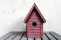 Rustic Bird House $20