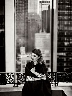 NYC. Sofia Coppola in Manhattan   // photographed by Sebastian Kim
