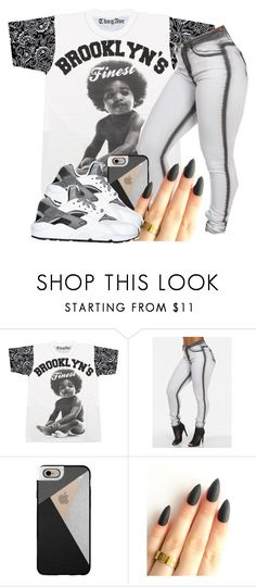 """""""Untitled #202"""" by oh-thatasia ❤ liked on Polyvore featuring Casetify and NIKE"""