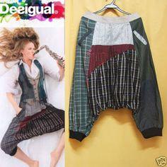 Sewing Inspiration: - Harem pants