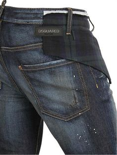 Джинсы dsquared2 denim