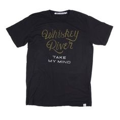 Iron and Resin whiskey river tee