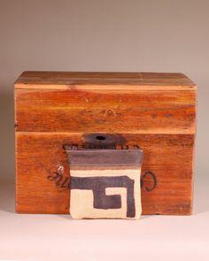 Kinshasa Clutch - Small | Chameleon Goods $89