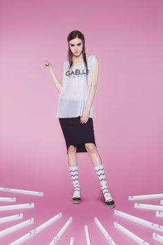 Gaëlle Paris Spring Summer 2015