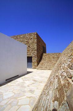 deca architecture / casa kratir, antiparos (landscape architecure: doxiadis+)