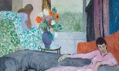 Design and desires: how Vanessa Bell put the bloom in Bloomsbury | Art and design | The Guardian