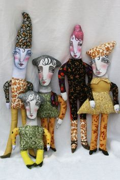 Colloquial Collette by artamia on Etsy