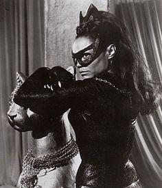 Eartha Kitt/ Catwoman