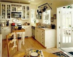 Small Eat In Kitchen Design, Pictures, Remodel, Decor and Ideas