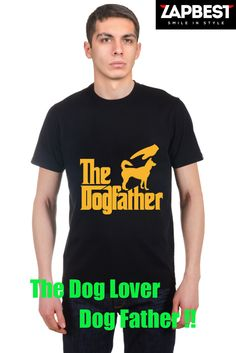 Quality Hoodies and tees..Click here http://zapbest.com/products/the-dogfather Made just for you! Printed in USA Fast Shipping! In Stock. Can Ship