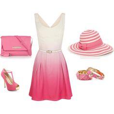 pink, pink, pink! :)
