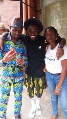 #AfricanStreetStyleFestival 2014 | #SamsonSoboye