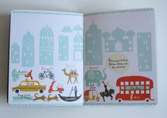 Love Debbie Powell illustrations, on everything from journals to jeans!