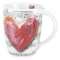 Tasse Musik Love Song ♫♪