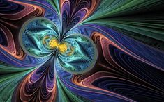 45 Amazing Examples of Fractal Art