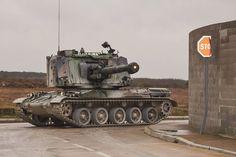 Francuska samobieżna armatohaubica GCT AUF 1
