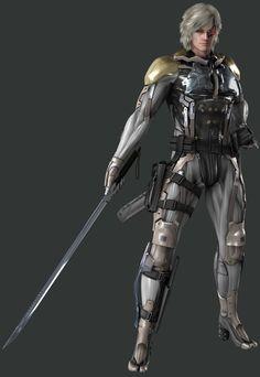 Metal Gear Solid Raiden | Added by TheRainTransformed