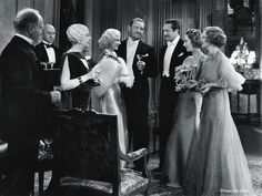 Dinner at 8: Marie Dressler, Billie Burke and Jean Harlow at her very best. Possibly the most perfect comedy ever made.