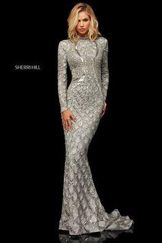 2d6c3a58780 Sherri Hill Style 52916 Formal Wedding Attire